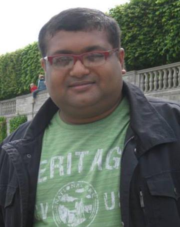 Arijit Saha